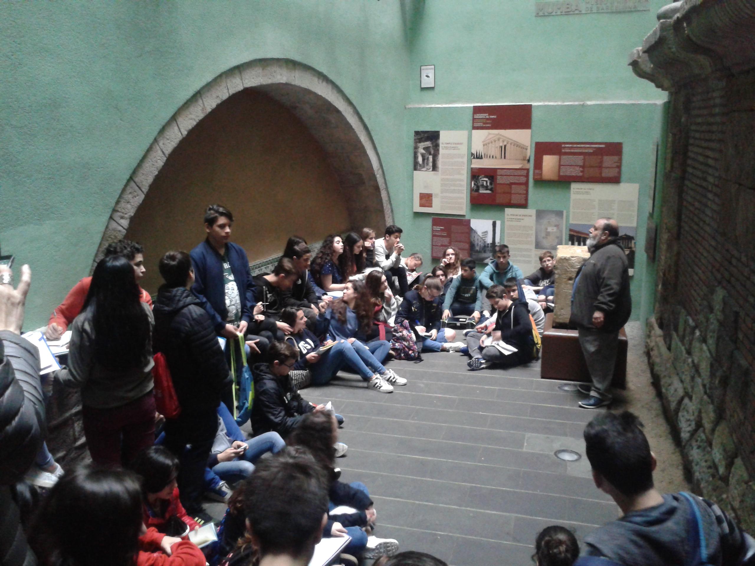 Visita als barris Gòtic i de Ribera de Barcelona