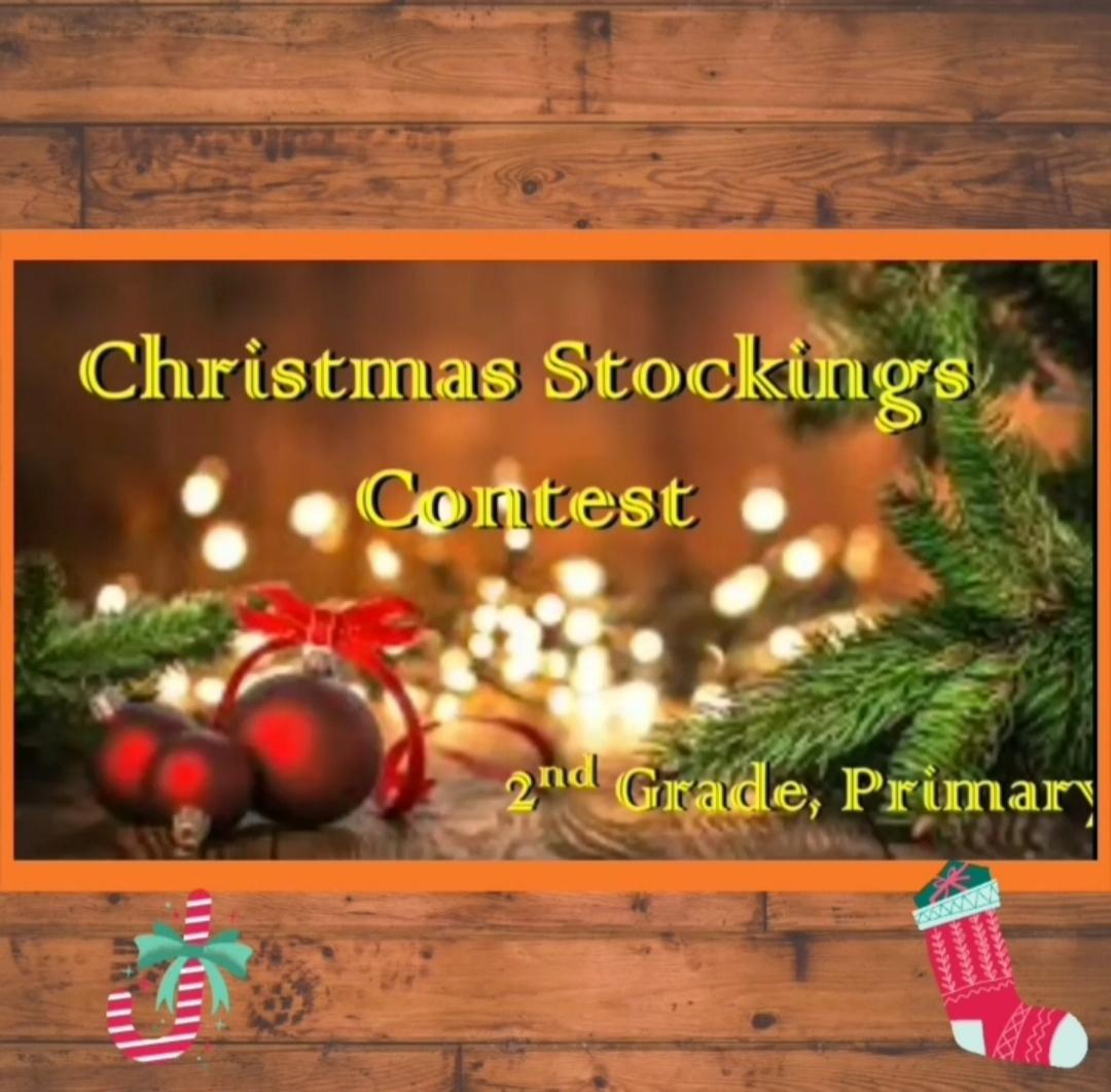 Christmas Stockings Contest