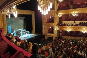 Concierto sinfónico en el Teatro Liceo