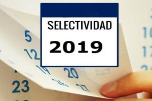INFORMACIÓN PAU 2019