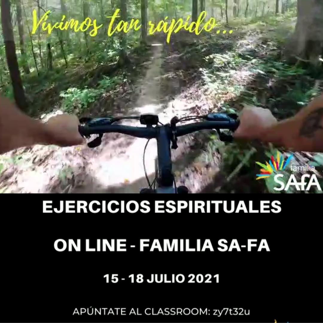 Exercicis espirituals online-Família SaFa