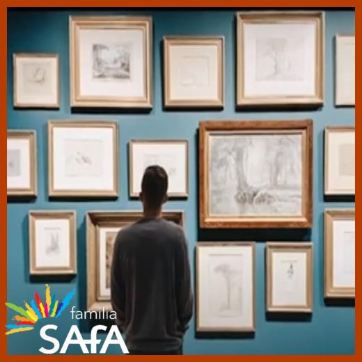 Galería de arte del Sa-Fa Horta