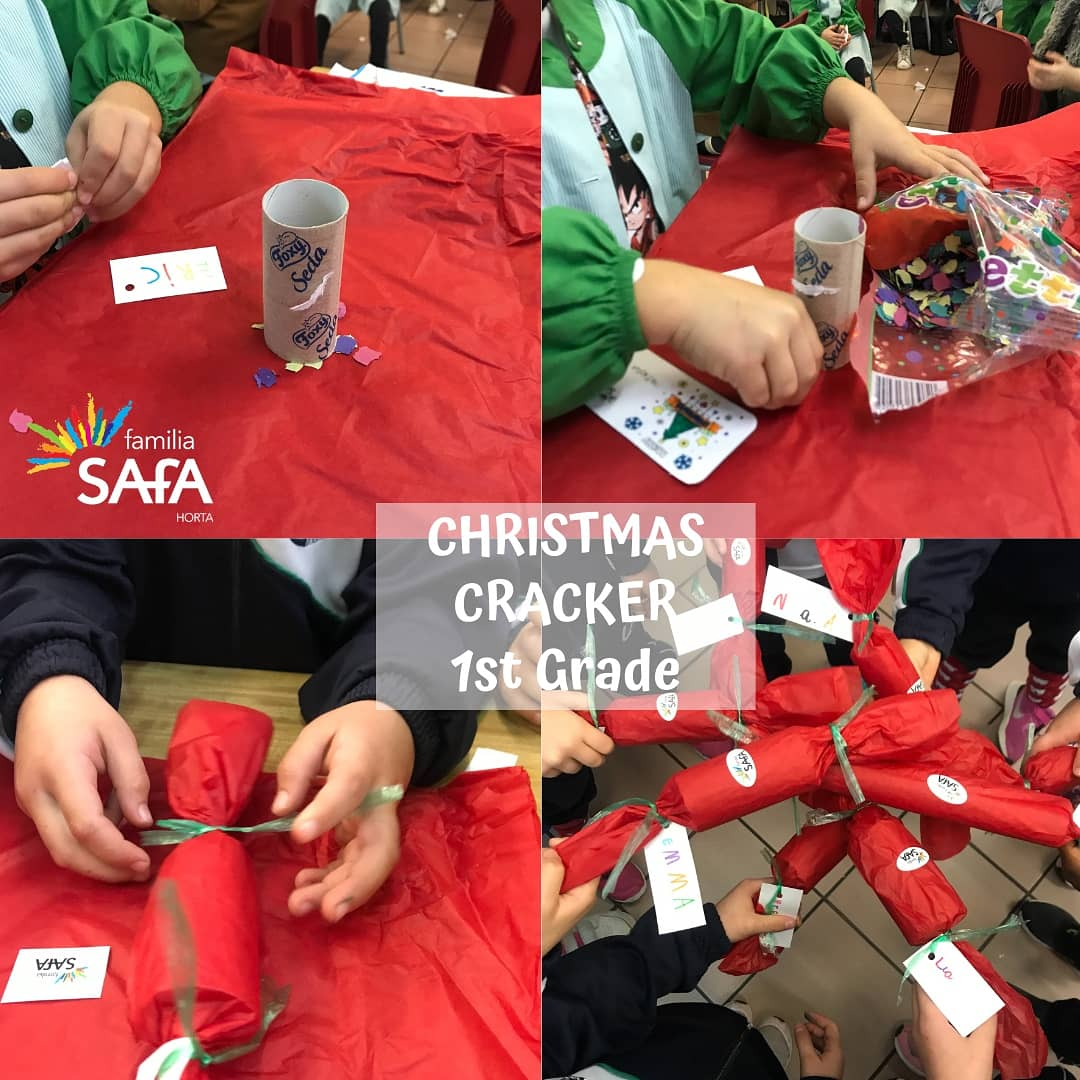 Christmas Cracker-1st Grade