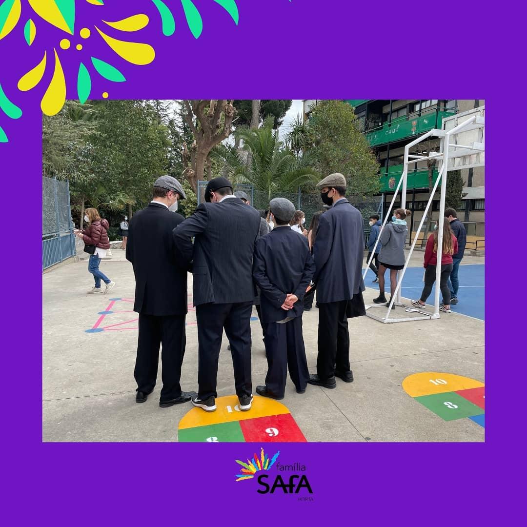 Carnaval a l'ESO i Batxillerat