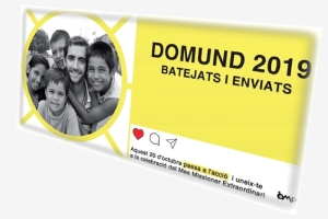 Campanya Domund 2019