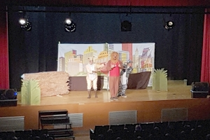 "Teatre en anglès ""Madagascar"""