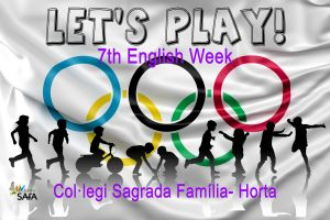 Let's play. English Week