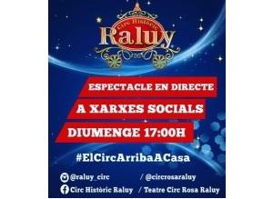 Circo Raluy en directo