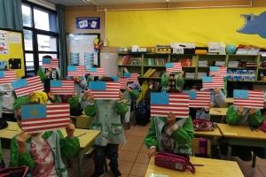 5th English Week