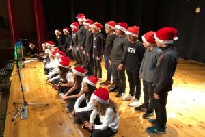 Festival de Nadal de 5è i 6è de Primària