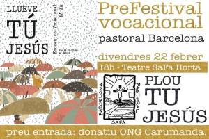 PREFESTIVAL DE LA CANÇO VOCACIONAL
