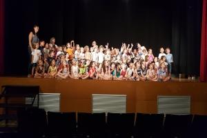 Concert de final de curs amb la Dàmaris Gelabert