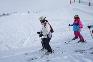 Segon dia de l'esquiada