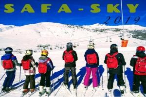 Últim dia d'esquiada a Baqueira