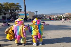 Semana de Carnaval: Lunes