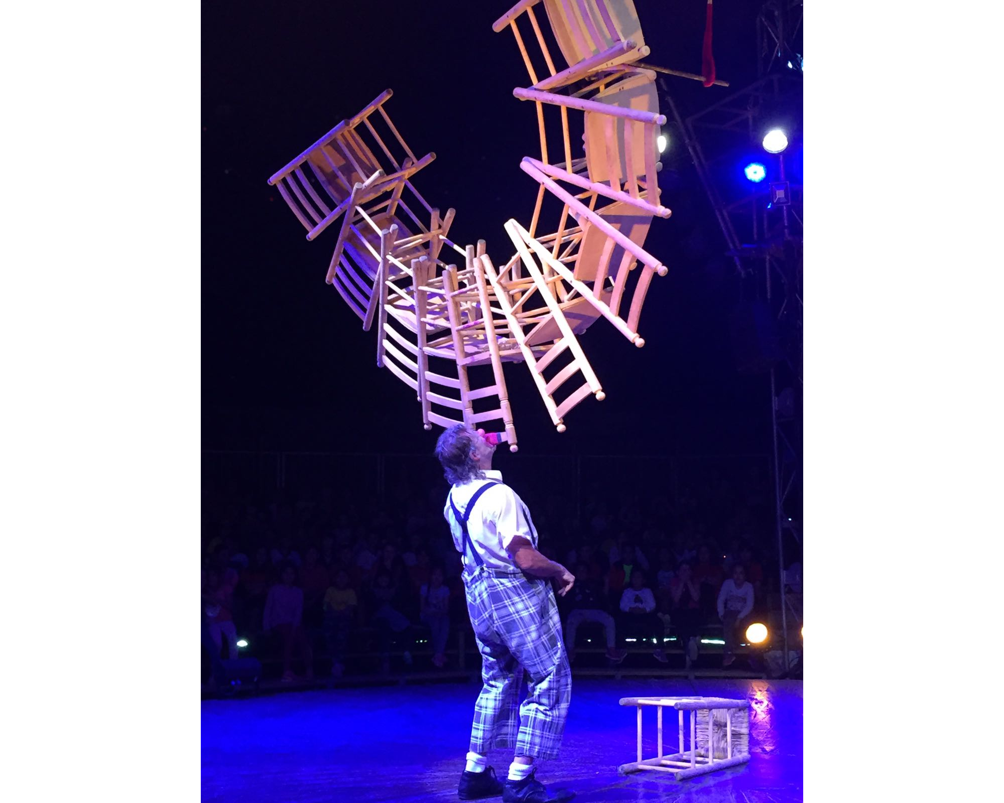 Visita al Circ Cric