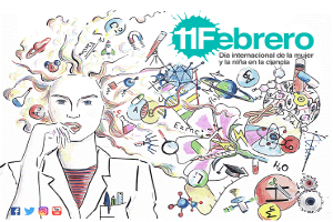 Dia internacional de la Dona i la nena a la ciència