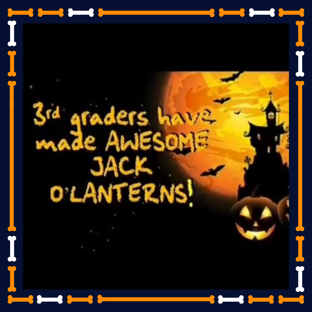 The 3rd Jack o'Lantern contest