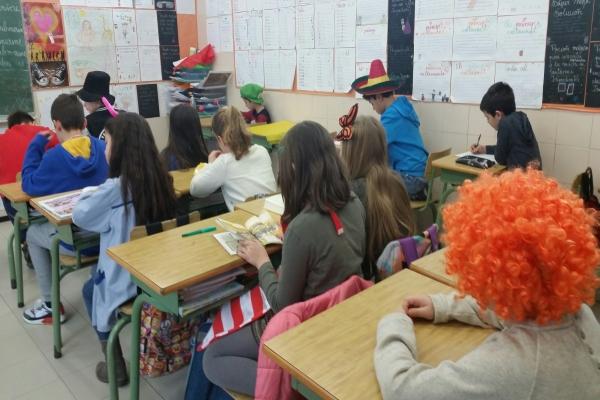 Setmana boja de carnaval: Dijous